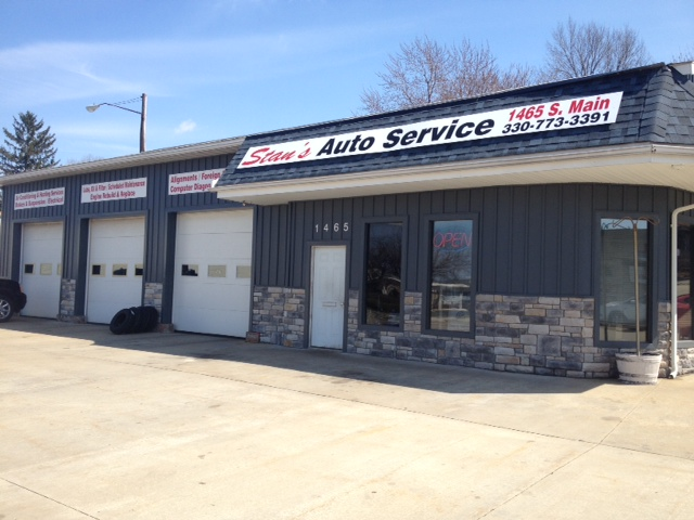 Used Tires Akron Ohio >> Contact Stan S Auto Service Stan S Tires For Less Tires And Auto